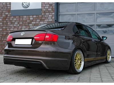 VW Jetta 6 Intenso Rear Wing