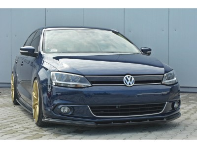 VW Jetta 6 MX Front Bumper Extension