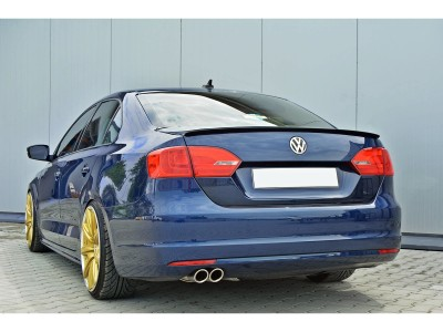VW Jetta 6 MX Rear Wing Extension