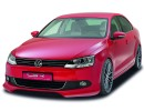 VW Jetta 6 NewLine Front Bumper Extension
