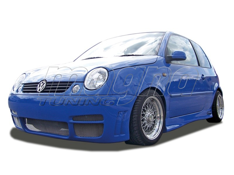 vw lupo 6x gt5 body kit. Black Bedroom Furniture Sets. Home Design Ideas