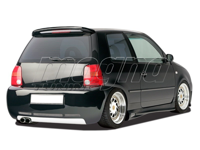 vw lupo 6x gt5 roof spoiler. Black Bedroom Furniture Sets. Home Design Ideas
