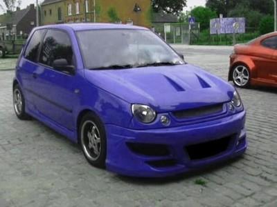 VW Lupo 6X H-Design Front Bumper
