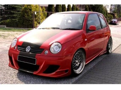 VW Lupo 6X NT Front Bumper