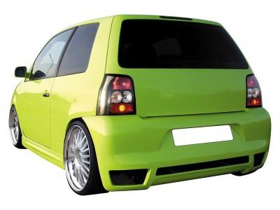 VW Lupo 6X Octo Heckstossstange