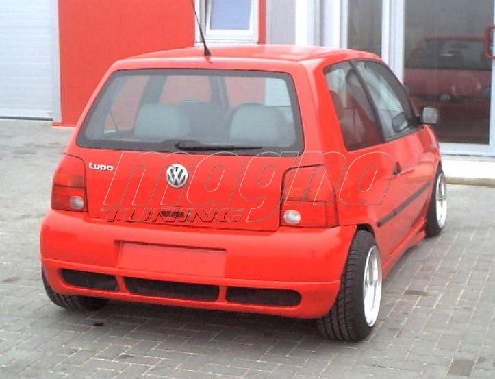 vw lupo 6x rs body kit. Black Bedroom Furniture Sets. Home Design Ideas