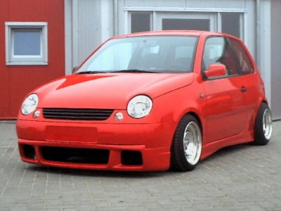 VW Lupo 6X RS Front Bumper Extension