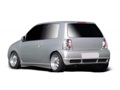 VW Lupo 6X RS-Look Rear Bumper Extension
