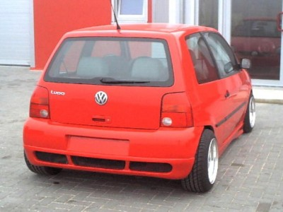 VW Lupo 6X RS Rear Bumper