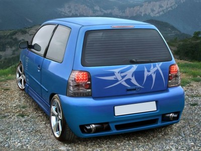 VW Lupo 6X ST Rear Bumper