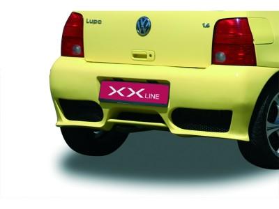 VW Lupo 6X XXL-Line Heckstossstange