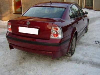 VW Passat 3B SX1 Rear Bumper Extension