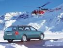 VW Passat 3B Variant EDS Rear Bumper