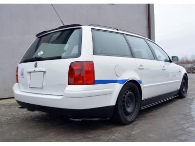 VW Passat 3B Variant MX Rear Bumper Extensions