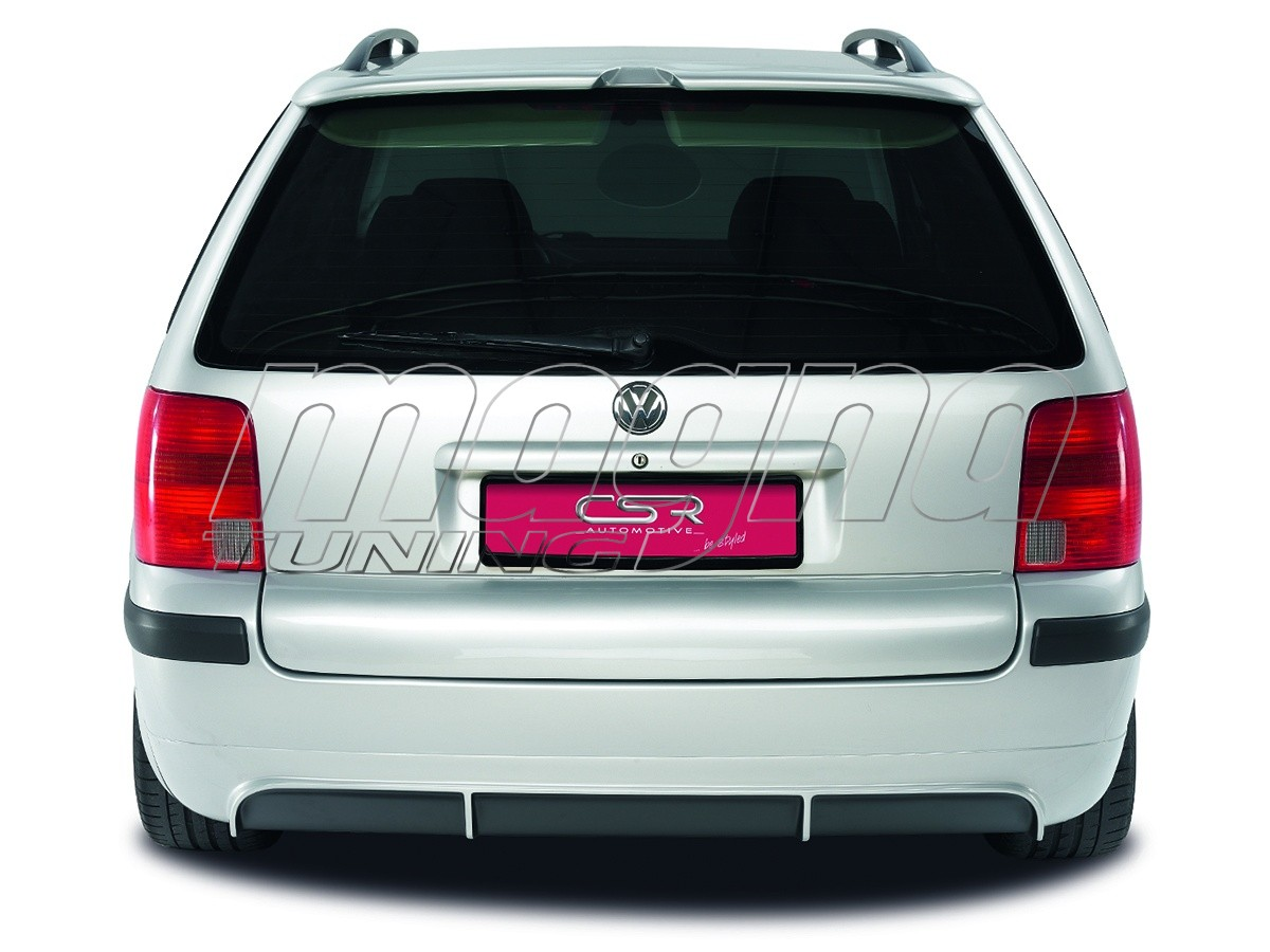 vw passat 3b variant newline rear bumper extension. Black Bedroom Furniture Sets. Home Design Ideas