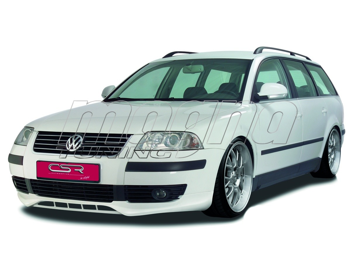 vw passat 3bg newline front bumper extension. Black Bedroom Furniture Sets. Home Design Ideas