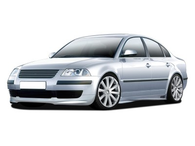 VW Passat 3BG NewStyle Front Bumper Extension