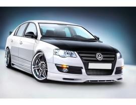 VW Passat B6 3C A2 Front Bumper Extension