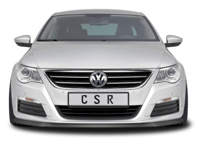 VW Passat B6 3C CC C-Line Front Bumper Extension