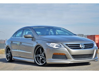 VW Passat B6 3C CC Intenso Front Bumper Extension