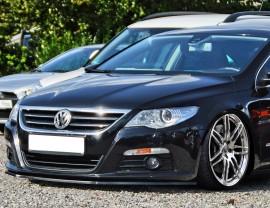 VW Passat B6 3C CC Iris Front Bumper Extension
