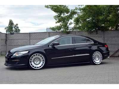 VW Passat B6 3C CC Matrix Side Skirt Extensions