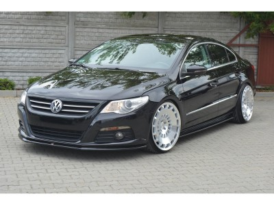 VW Passat B6 3C CC Matrix2 Front Bumper Extension