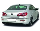 VW Passat B6 3C CC SFX Rear Bumper Extension