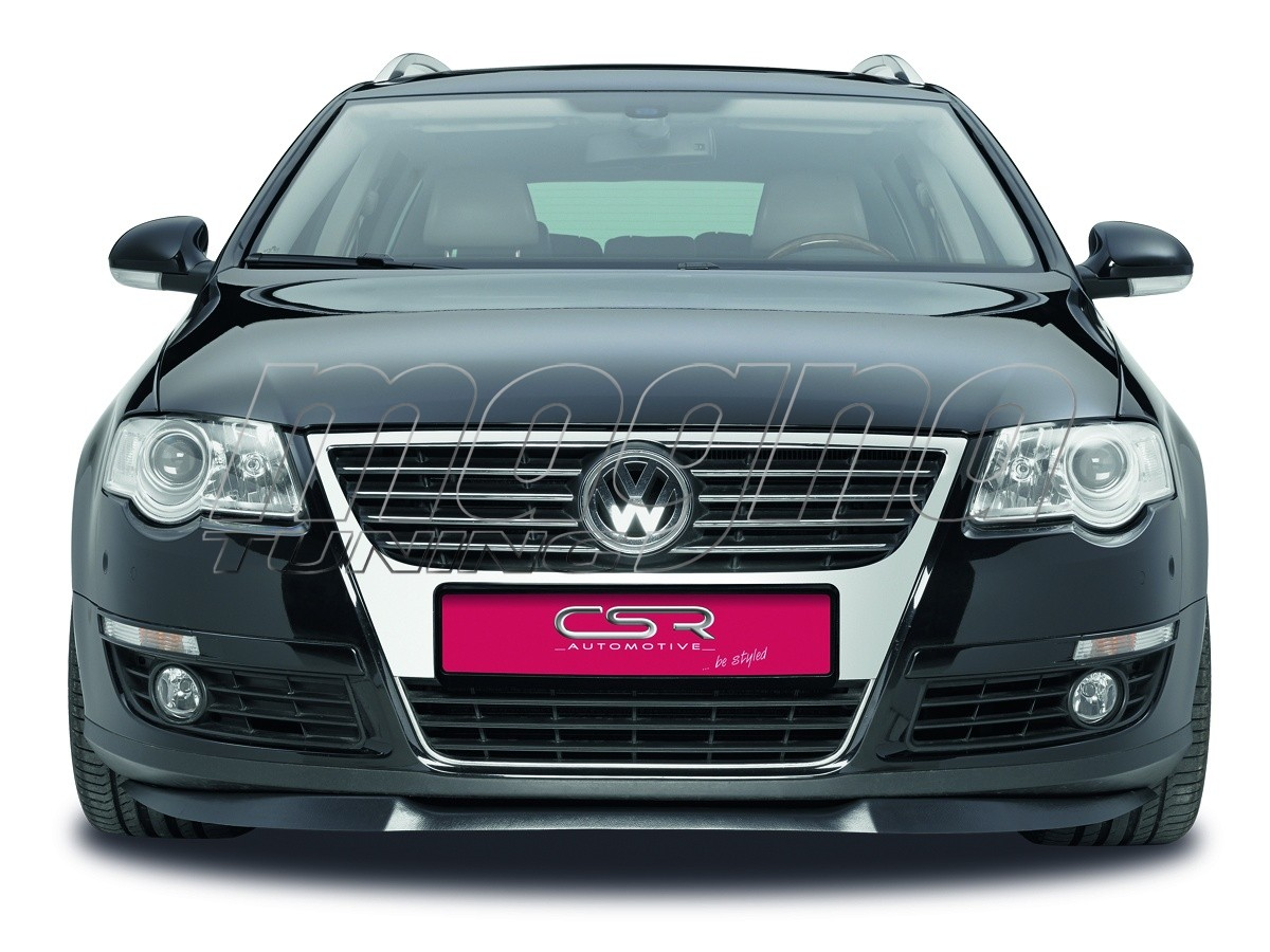 vw passat b6 3c cx front bumper extension. Black Bedroom Furniture Sets. Home Design Ideas