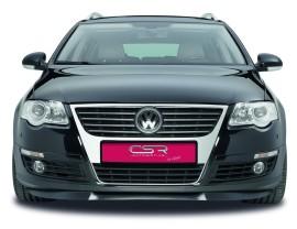VW Passat B6 3C CX Front Bumper Extension