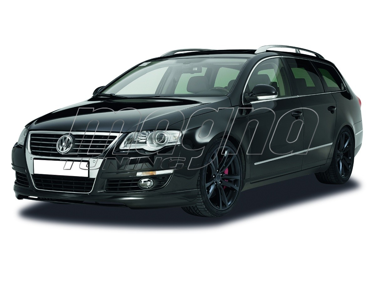 vw passat b6 3c citrix front bumper extension. Black Bedroom Furniture Sets. Home Design Ideas