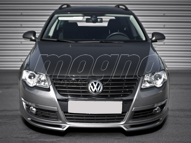 vw passat b6 3c enos front bumper extension. Black Bedroom Furniture Sets. Home Design Ideas