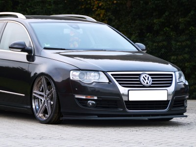 VW Passat B6 3C Invido Front Bumper Extension