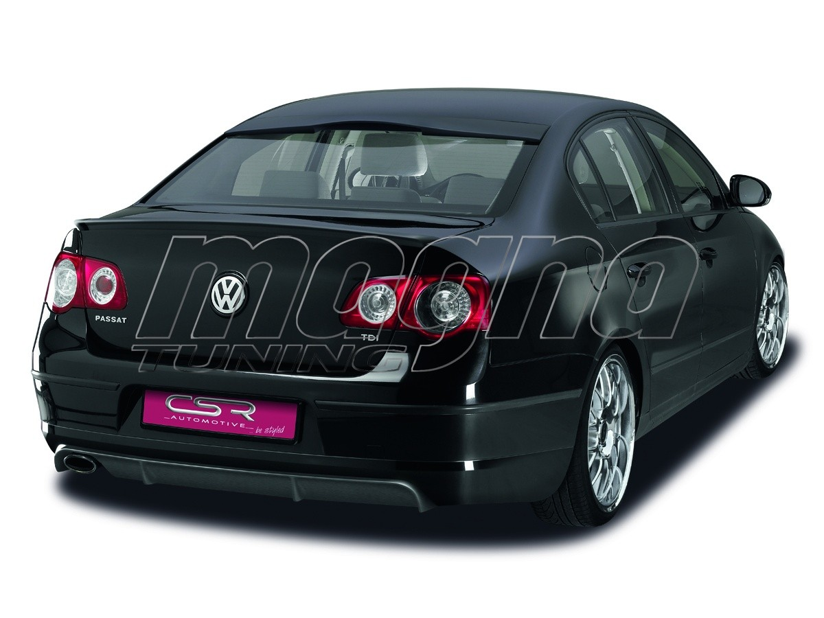 vw passat b6 3c limousine newline rear wing. Black Bedroom Furniture Sets. Home Design Ideas