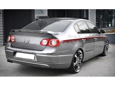 VW Passat B6 3C M-Style Rear Bumper Extension