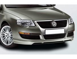 VW Passat B6 3C MX Front Bumper Extension