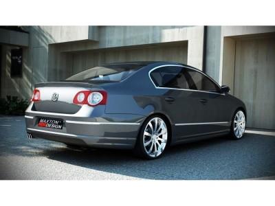 VW Passat B6 3C R-Design Heckansatz