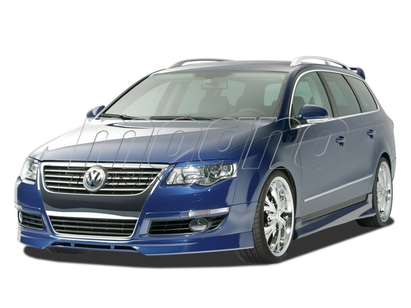vw passat b6 3c r style body kit. Black Bedroom Furniture Sets. Home Design Ideas