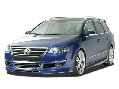 VW Passat B6 3C R-Style Front Bumper Extension
