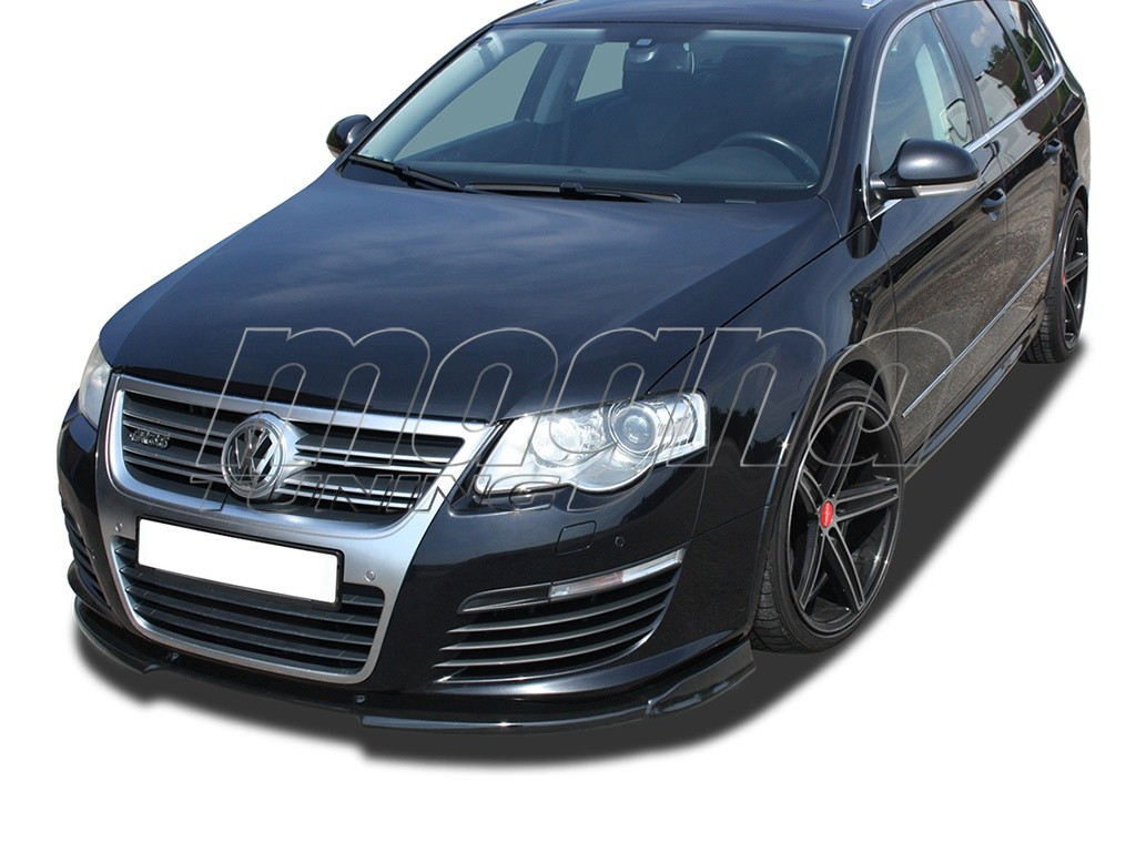 vw passat b6 3c r32 v3 front bumper extension. Black Bedroom Furniture Sets. Home Design Ideas