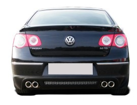 VW Passat B6 3C Thor Rear Bumper Extension