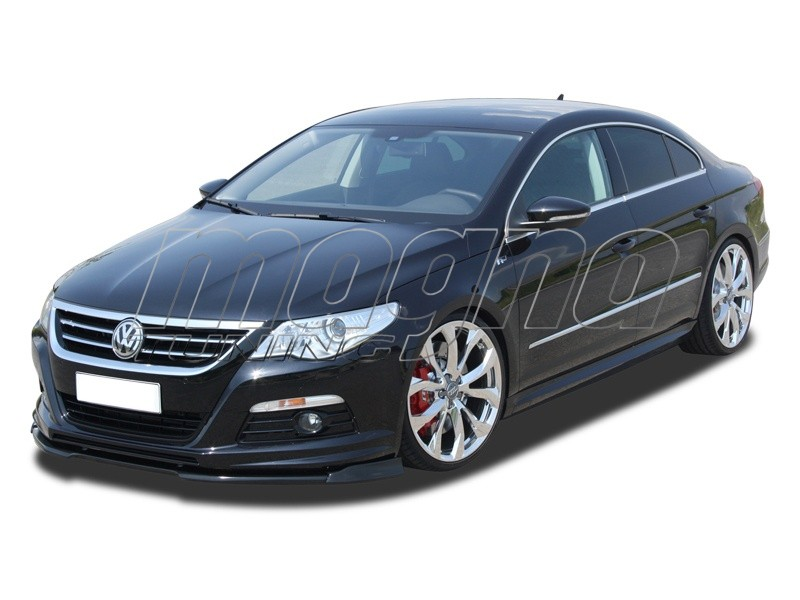 vw passat b6 3c v2 front bumper extension. Black Bedroom Furniture Sets. Home Design Ideas