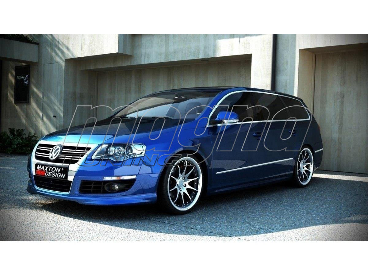 vw passat b6 3c variant body kit r look. Black Bedroom Furniture Sets. Home Design Ideas