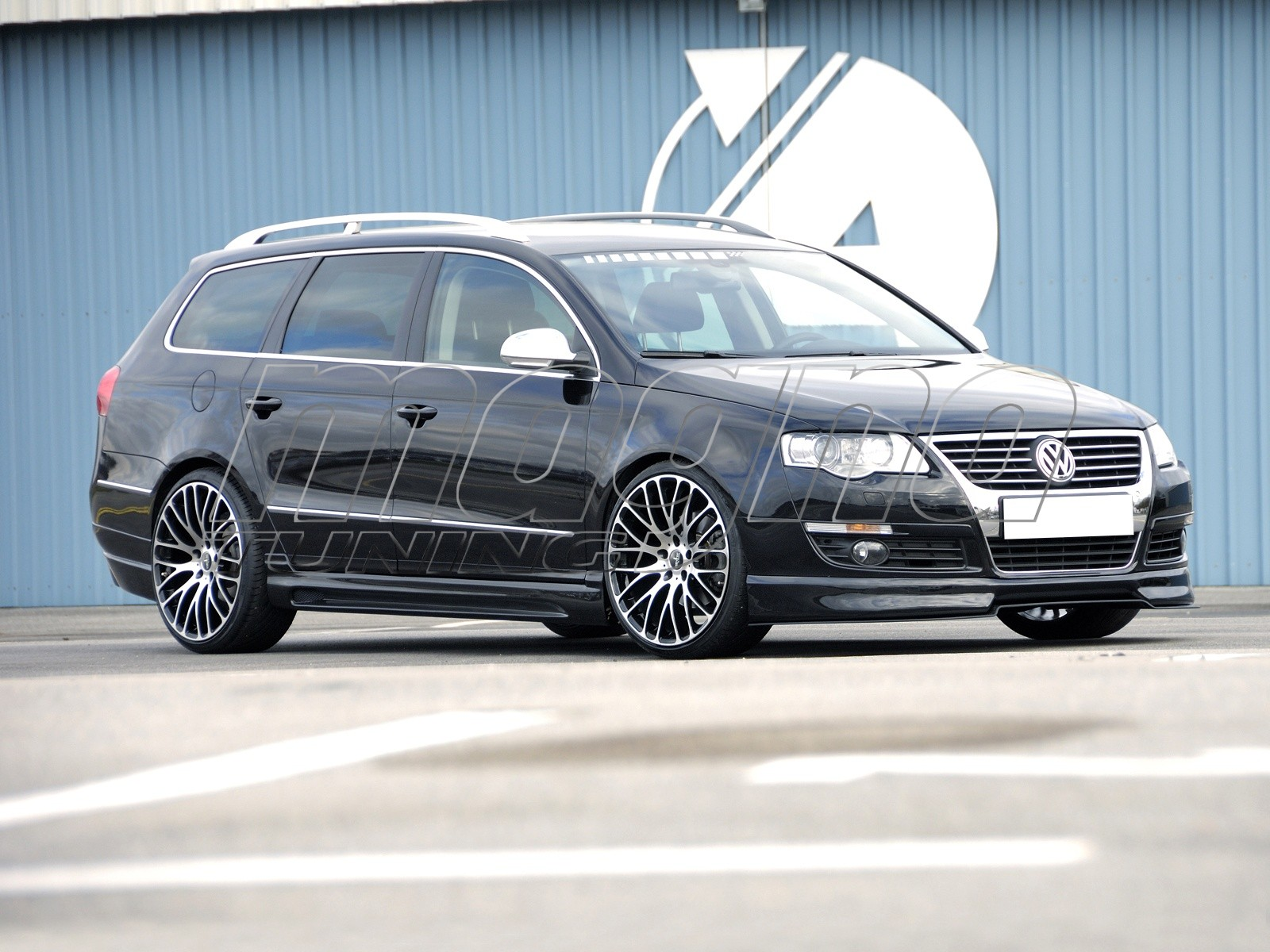 vw passat b6 3c variant body kit. Black Bedroom Furniture Sets. Home Design Ideas