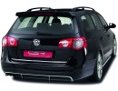 VW Passat B6 3C Variant NewLine Rear Bumper Extension