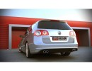 VW Passat B6 3C Variant R2-Look Rear Bumper Extension
