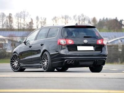 VW Passat B6 3C Variant Recto Rear Bumper Extension