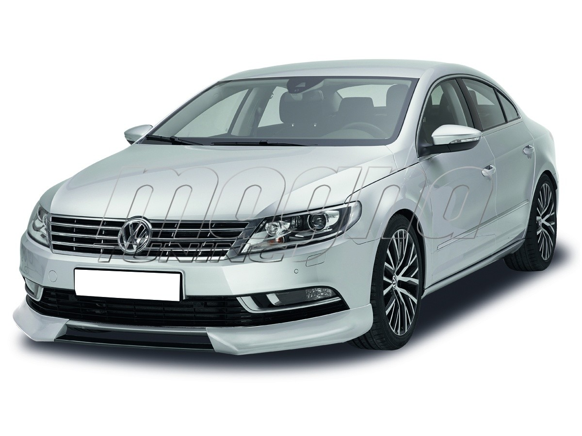 VW Passat B7 3C CC NewLine Body Kit on 2012 vw passat b6