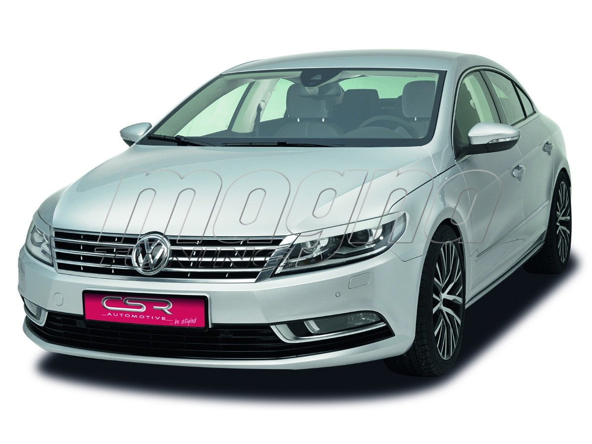 vw passat b7 3c cc newline eyebrows. Black Bedroom Furniture Sets. Home Design Ideas