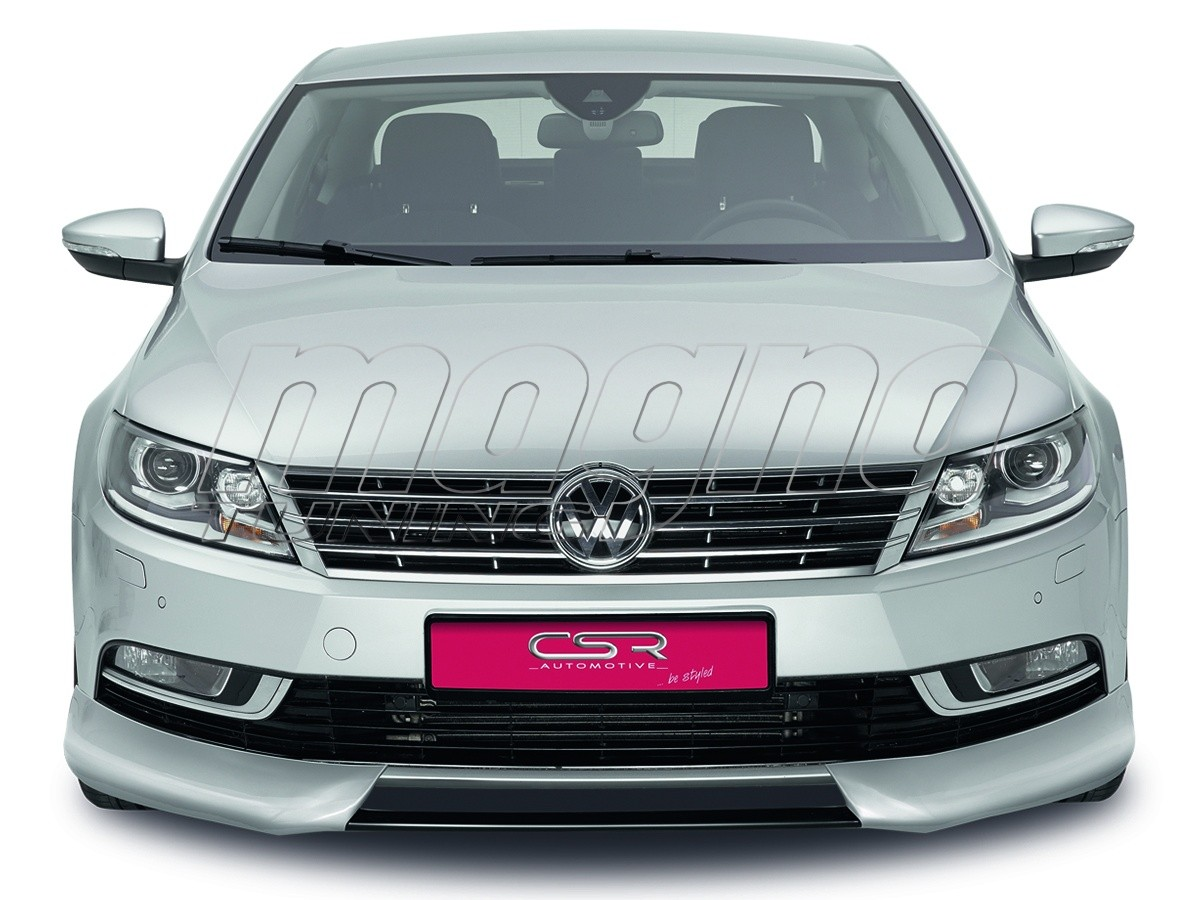 vw passat b7 3c cc newline front bumper extension. Black Bedroom Furniture Sets. Home Design Ideas